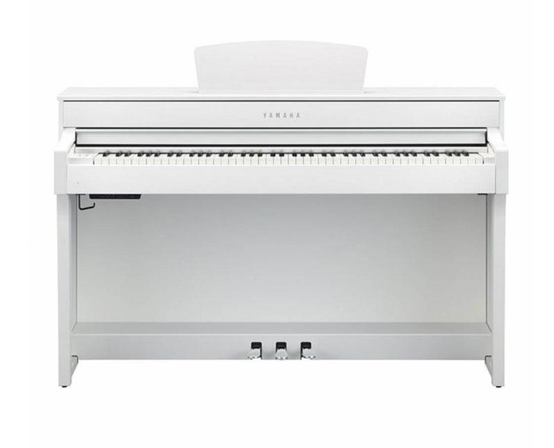 Yamaha E-Piano 645 weiss