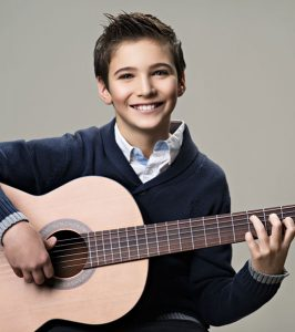 Kindermusik Konzertgitarren
