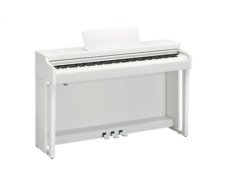 Yamaha E-Piano 625 weiß